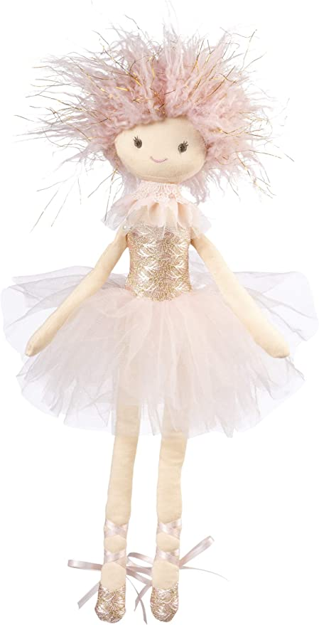 Primitives by Kathy Doll Ballerina Pink
