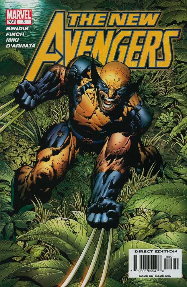 New Avengers, Edition# 5 pdf epub