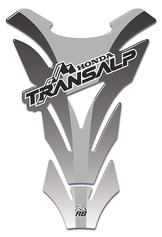 Paraserbatoio Resin 3d Adesivo Universale Per Moto Honda Transalp