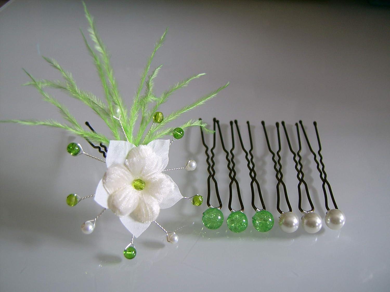 p robe de Mari/ée//Mariage//Soir/ée//C/ér/émonie//Coktail Fleur Plumes Perles pas cher petit prix dispo Ivoire//Cr/ème//Ecru Collier Femme Blanc//Cristal//Strass