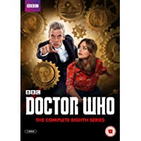 Doctor Who – The Complete Series 8 [DVD] [2014]