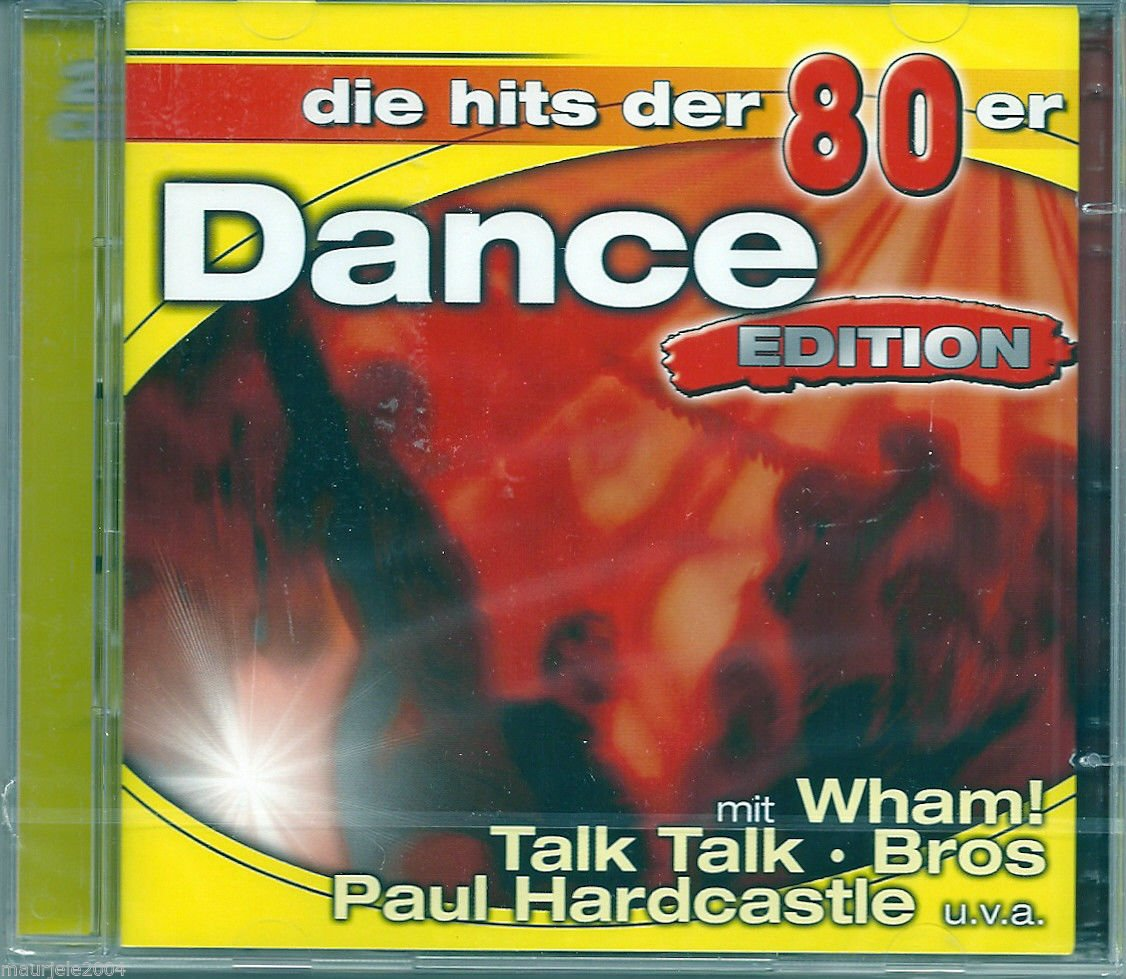 Hits der 80er - Dance Edition - Diverse, Var.: Amazon.de: Musik