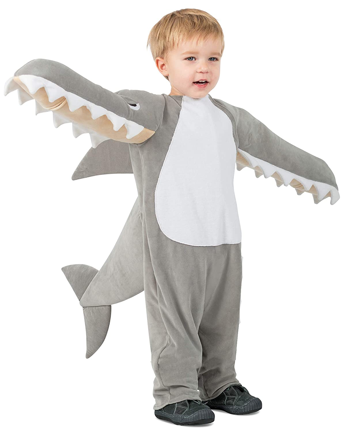 Princess Paradise Chompers Chompin Shark Childs Costume  18-2T