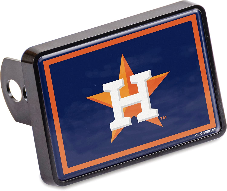 Stockdale Houston Astros Universal Hitchカバーカラーバンパートレーラー自動キャップ野球   B07DVRJ25R