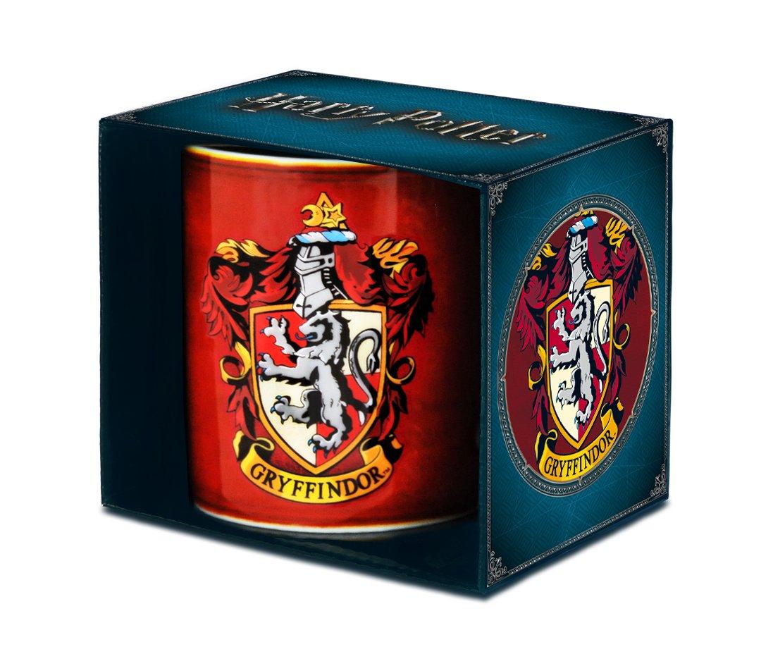 Rosso HARRY POTTER Tazza 6/unit/à 8/x 8/x 9.5/cm Porcellana