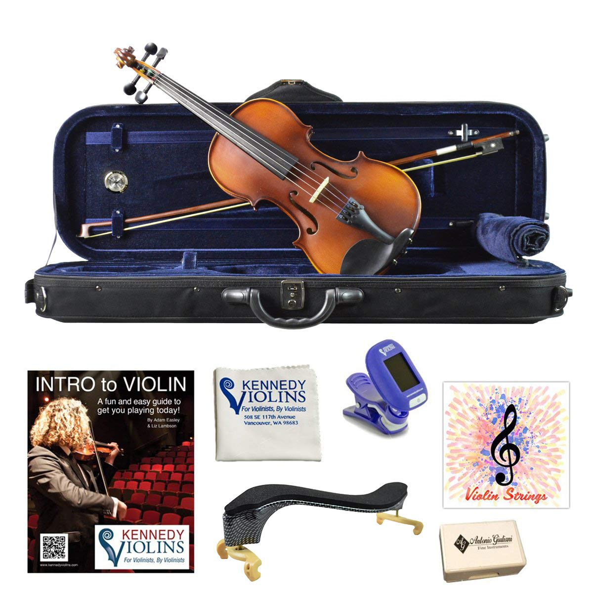 Top 7 Best Violin for Kids Reviews in 2019 3