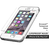 """Encased Tempered Glass Screen Protector for LIFEPR00F NUUD Case - iPhone 6 Plus 5.5"""" (case not included)"""