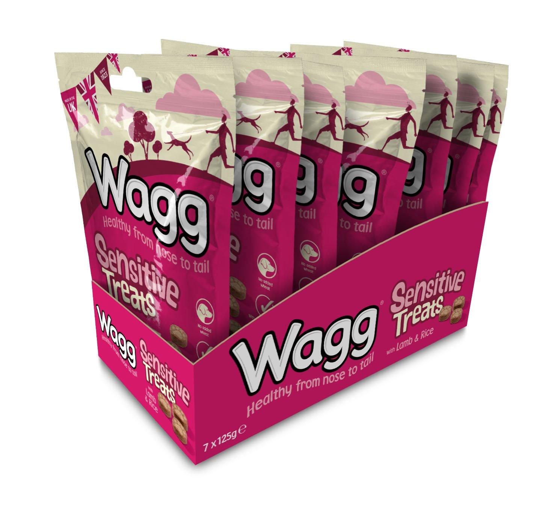 Pack de 7 Chucher/ías para Mascotas Wagg