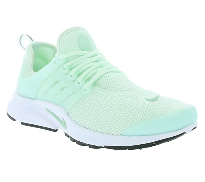 9b400e738ce6 Nike Womens Air Presto Barely Green Enamel Green Running Shoe Sz