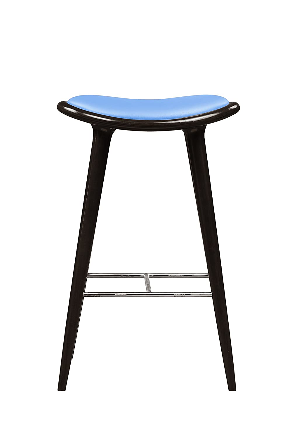 Boraam 57429 Lucio Stool, 29-Inch, 1-Pack, Blue