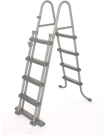 Bestway 58331 Escalera para Piscina Desmontable de 122 cm