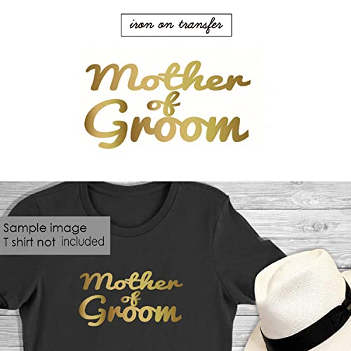 I Do Mother Of The Groom Easy Iron On Transfer TShirt Hen Party Tribe Crew Vinyl