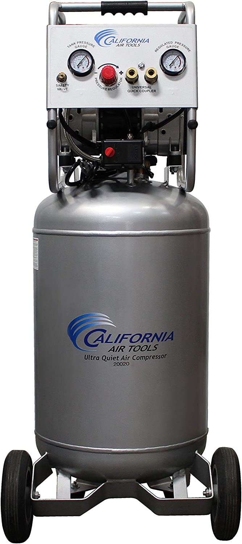 California Air Tools 20 Gallon Steel Tank Air Compressor
