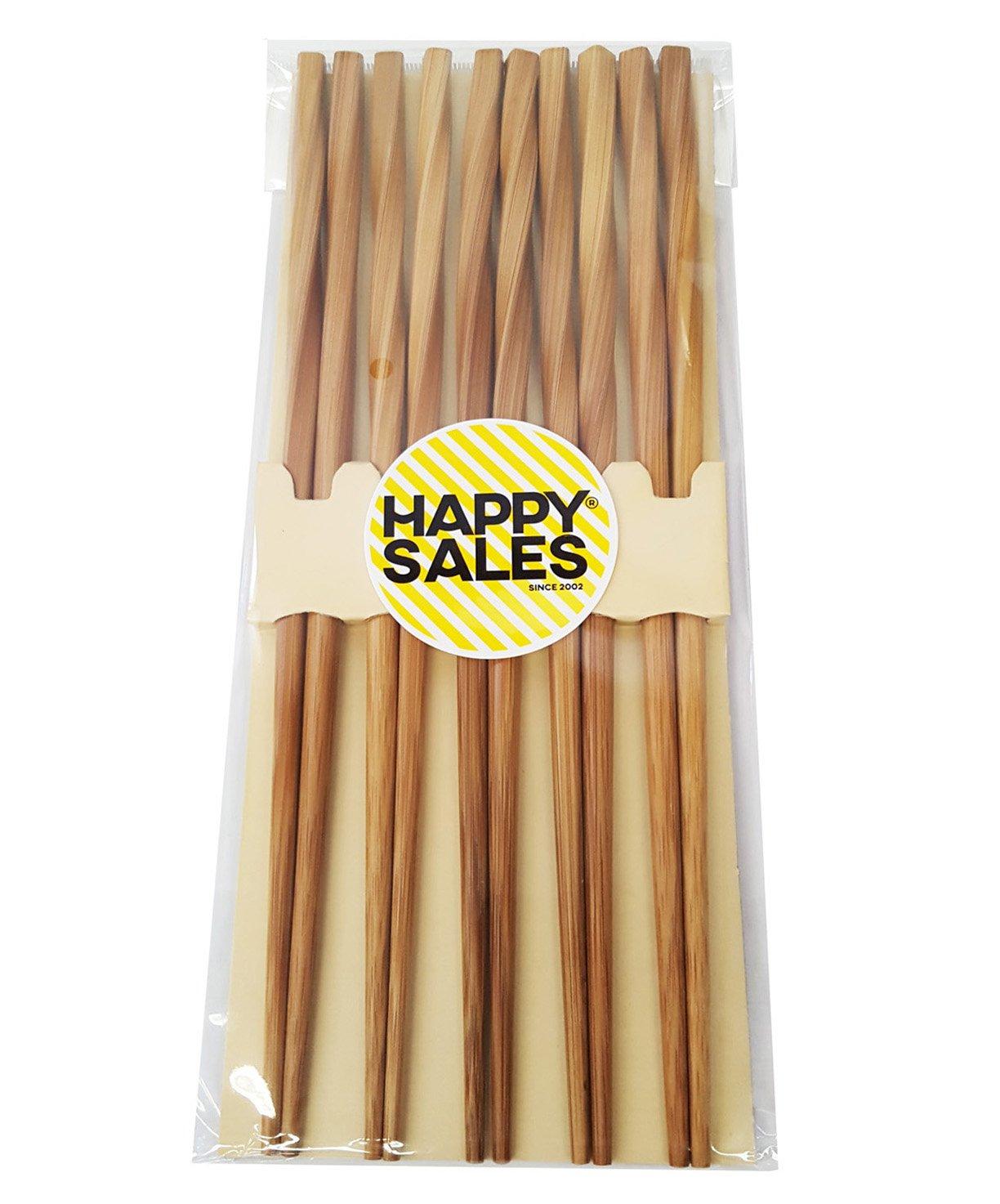 Amazon.com | Happy Sales HSCH24/S, 5 pairs Japanese chopsticks gift sets  Twist: Chopsticks & Chopstick Holders