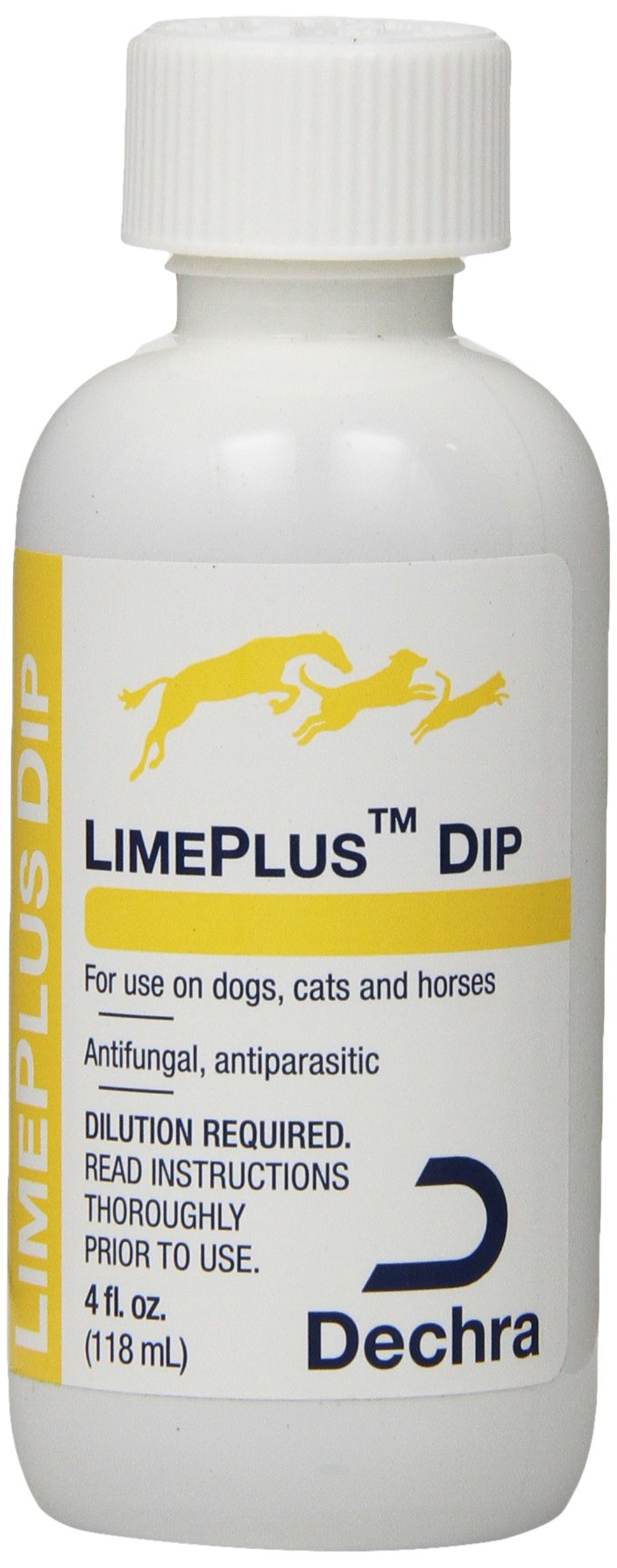 Dechra LimePlus Dip Pest Control Supply, 4-Ounce by Dechra