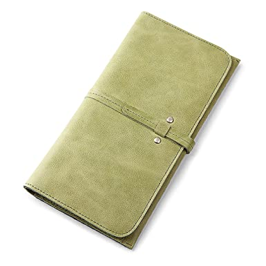 d8048412261d ZOOLER GLOBAL Genuine Leather Wallets Purses Card Case RFID Blocking  Vintage Bifold Wallet