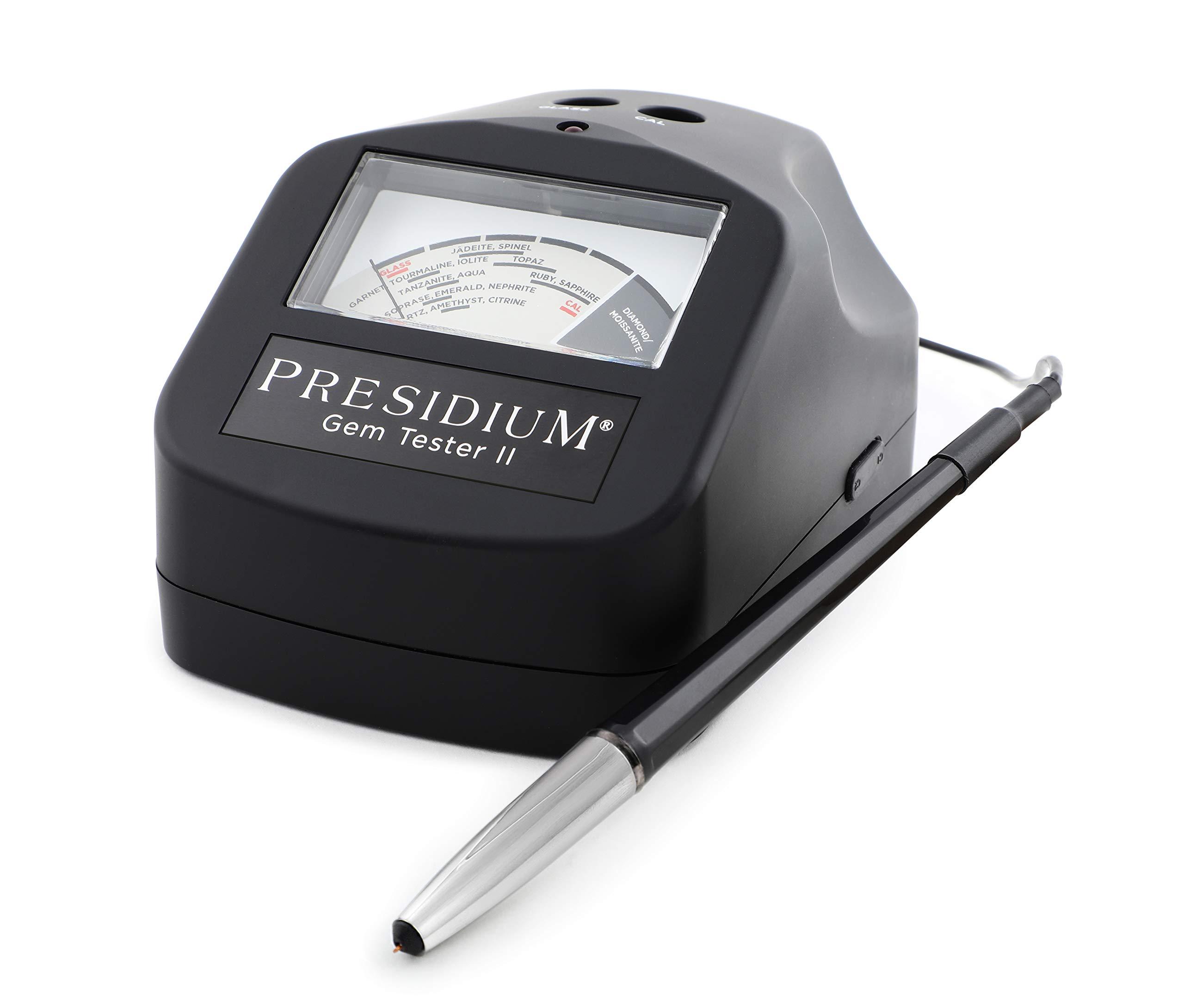 Presidium Gem Tester - Pgt Ii | DIA-510.30 by EURO TOOL