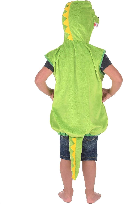 Generique Disfraz de cocodrilo Niño 3-4 Años (98-104 cm): Amazon ...