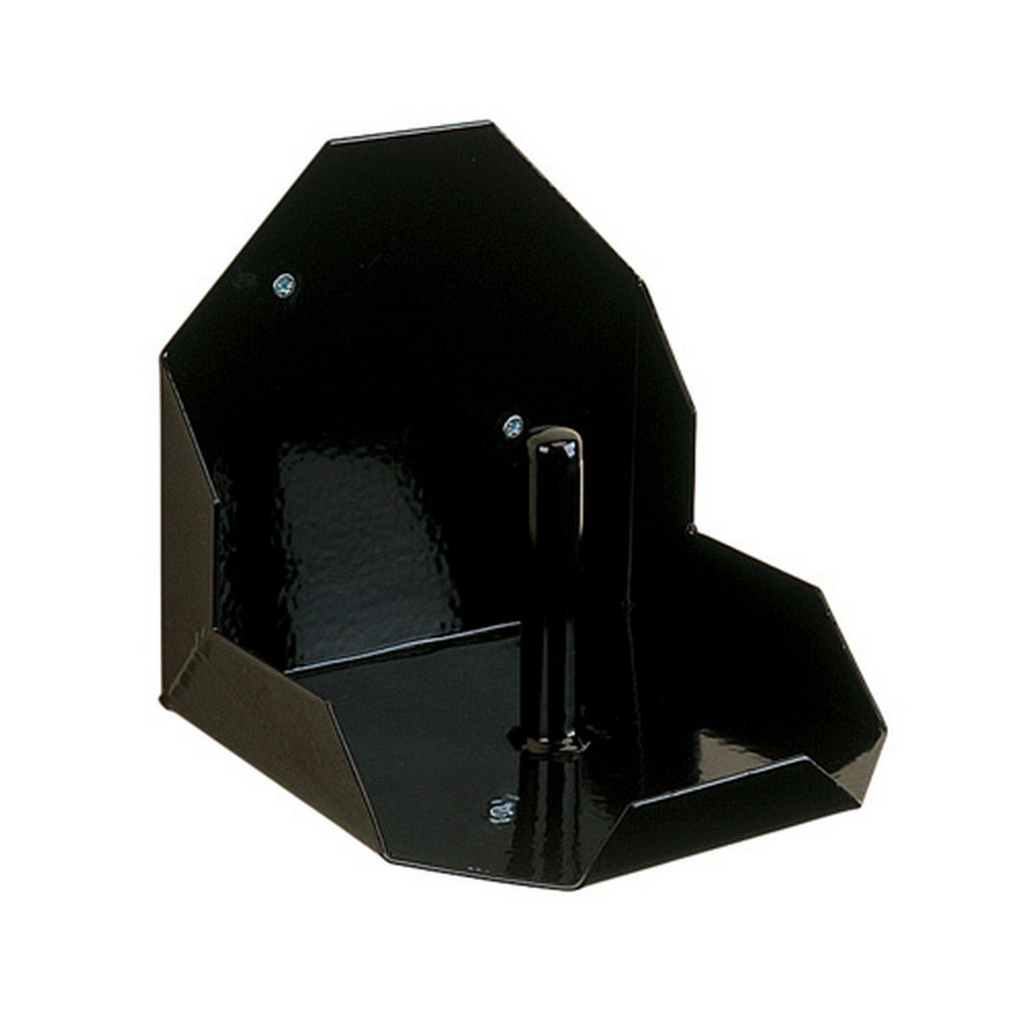 Stubbs Round Salt Lick Holder (One Size) (Black)