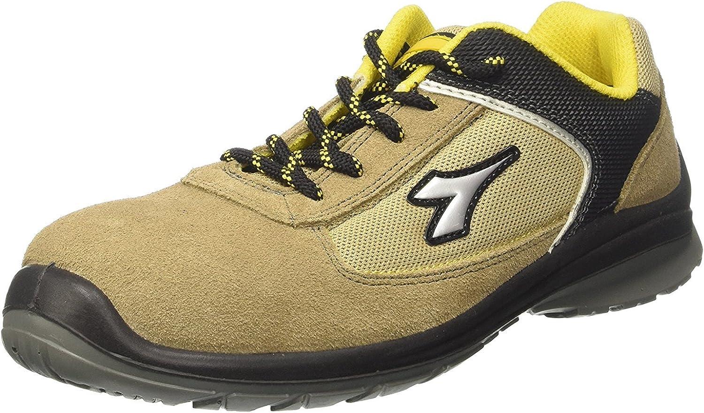 Diadora Unisex Adults D-Blitz Low S1p Work Shoes