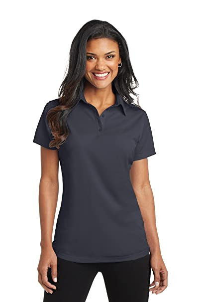 38778716770 Port Authority womens Dimension Polo (L571) at Amazon Women s ...