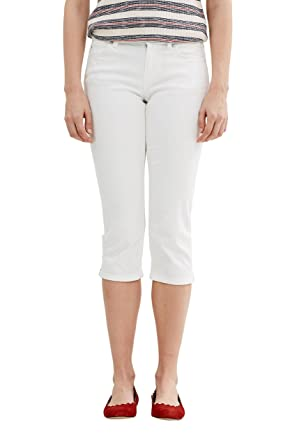 037cc1b045, Jeans Femme, Blanc (White), W29 (Taille Fabricant: 29)EDC by Esprit