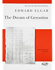 Dream of Gerontius: Op.38: New Novello Choral Edition