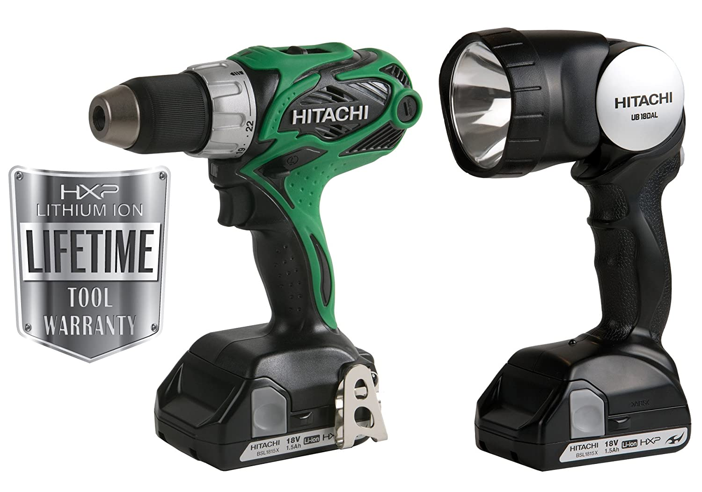 hitachi 18v bsl1815x amazoncom hitachi ds18dsalx 18v 12inch driver drill discontinued by manufacturer home improvement