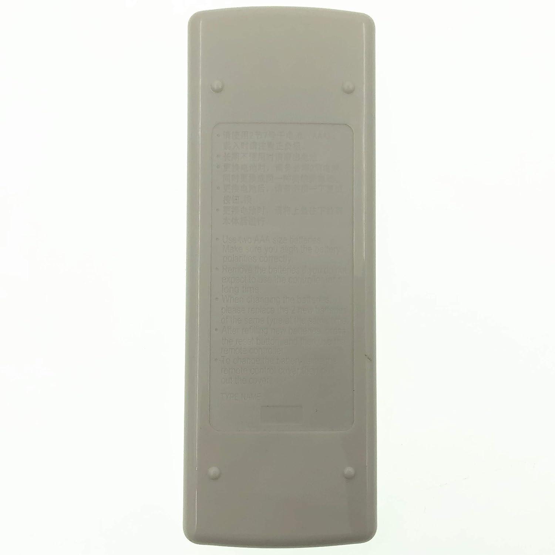 Lands Replacement air conditioning remote control KD06ES compatible with mitsubishi KM05E KD05D KM09A KM09D KM09E KM09G