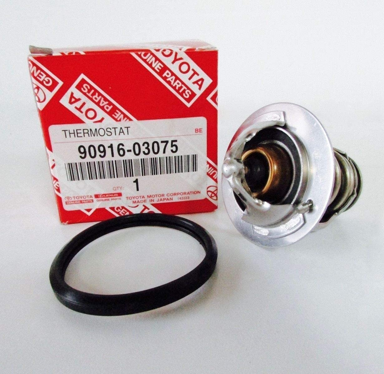 Genuine TOYOTA Engine Coolant THERMOSTAT Gasket Seal 90916-03075