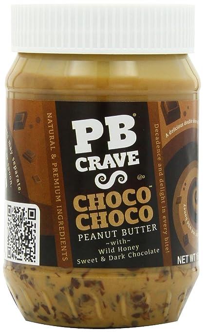 Pb Crave Choco Choco Premium Peanut Butter, 16-Ounce
