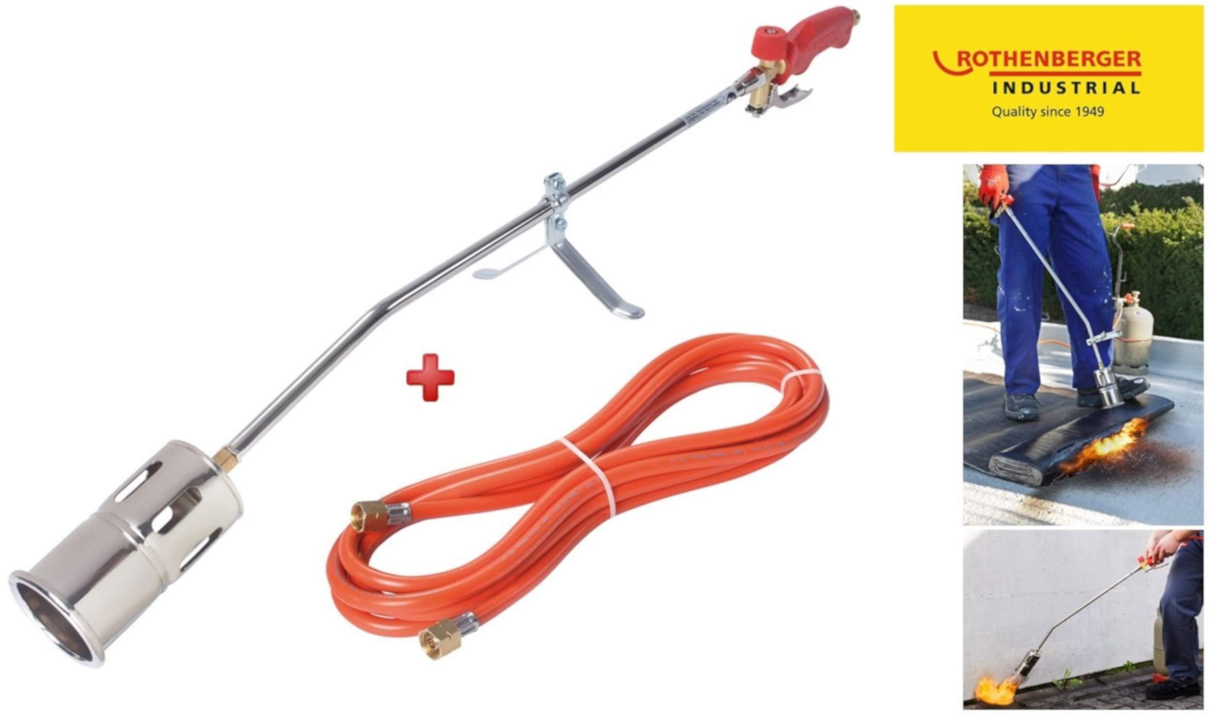 Multi-purpose Propane Torch Kit 25 Silverline Tools 35 /& 50mm