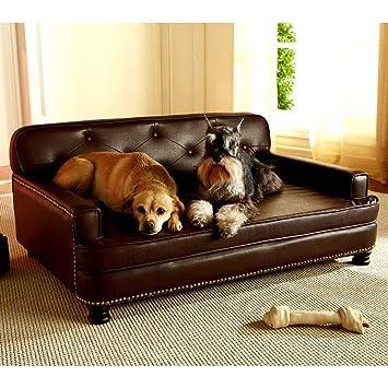 Amazon.com: Camas para perros grandes, sofá, biblioteca ...