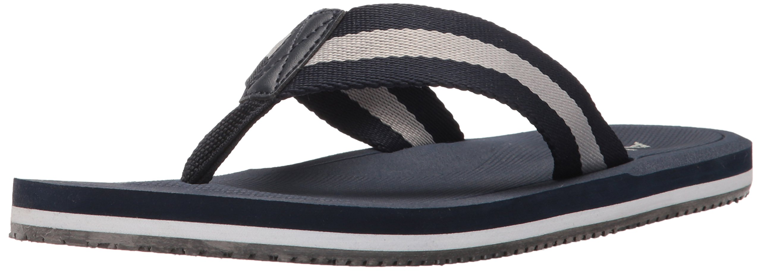 ALDO Men's Bortnick Flip Flop, Navy, 10.5 D US