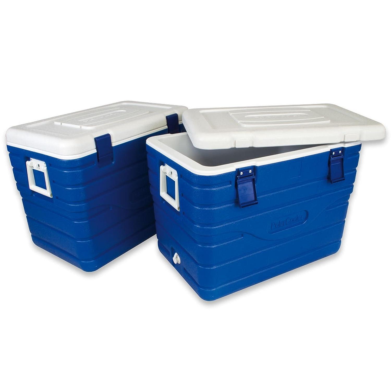Angel domäne nevera Cooler polar, 125 Liter: Amazon.es: Deportes y ...