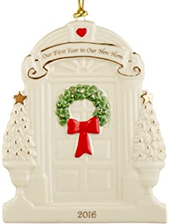 Amazoncom Lenox 2015 Our First Christmas Together Doves