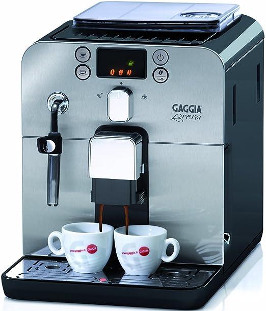 18 opinioni per Gaggia Brera RI9305/11 Macchina per il caffè