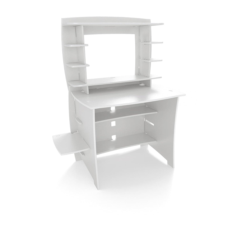 Amazoncom Legare 36 Inch Student Desk With Hutch, White Kitchen &