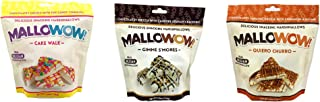 product image for Mallowow! Magical Marshmallow, Variety Pack, 4.8 Ounce (3 Pack) Gourmet Marshmallow Snackable Cluster