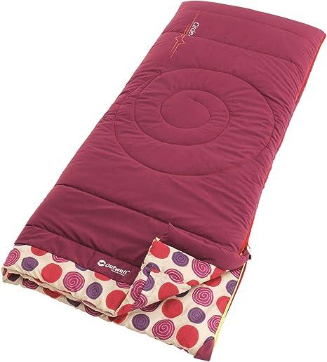 Outwell Circles Saco de dormir para niños: Amazon.es: Deportes y ...
