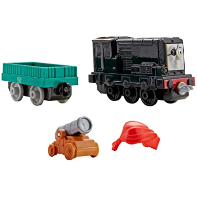 Thomas & Friends Fisher-Price Adventures, Pirate Diesel: Toys & Games [5Bkhe0806691]