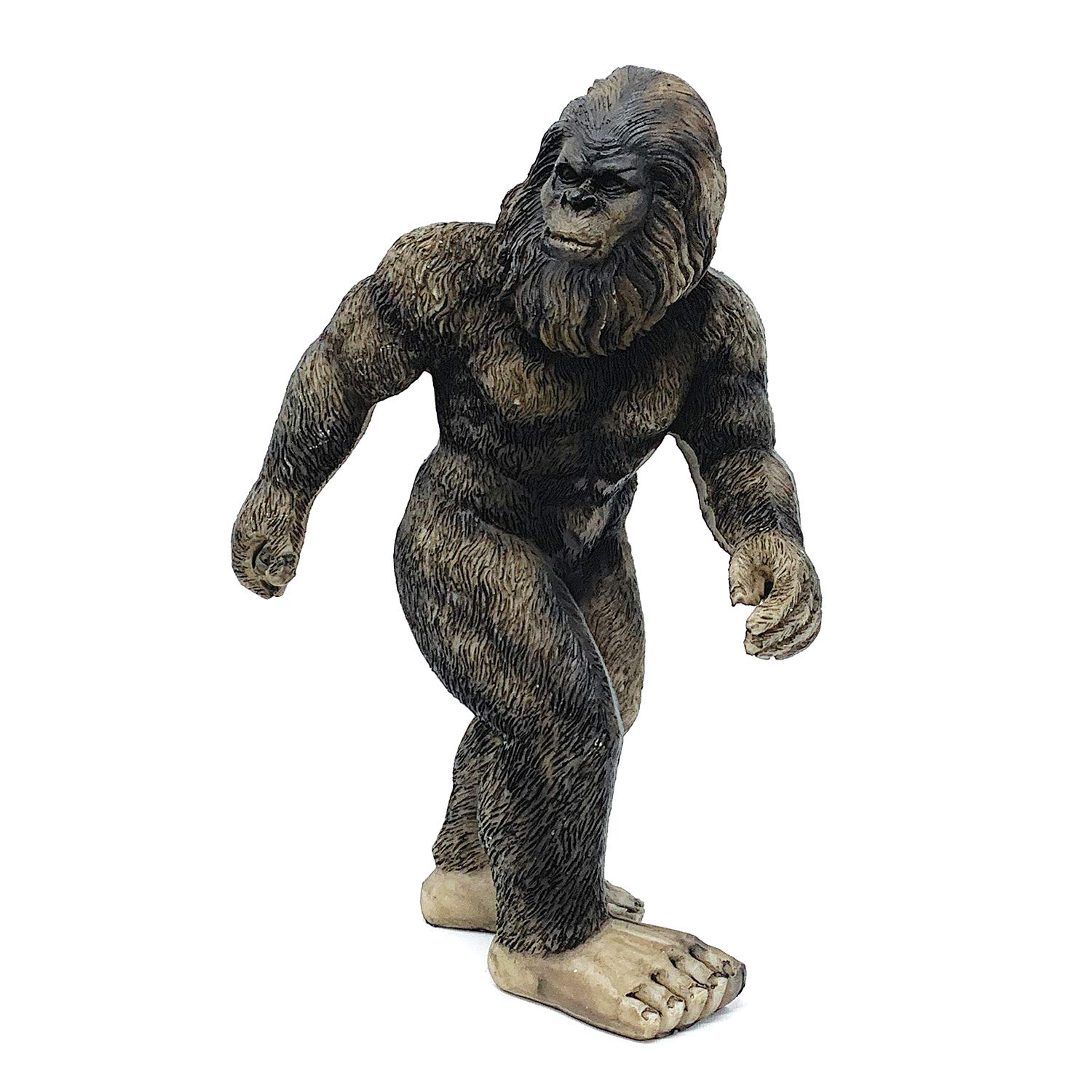 "Bigfoot Figurine Sasquatch 6"" Collectible Statue Sculpture Big Foot Hunter Squatchers Gift"