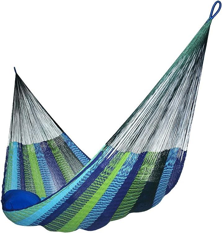 Matrimonial Size Hammock - Hammocks Rada - Caribbean Color