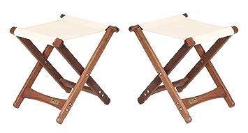 Sensational Amazon Com Byer Of Maine Pangean Folding Stool Hardwood Camellatalisay Diy Chair Ideas Camellatalisaycom
