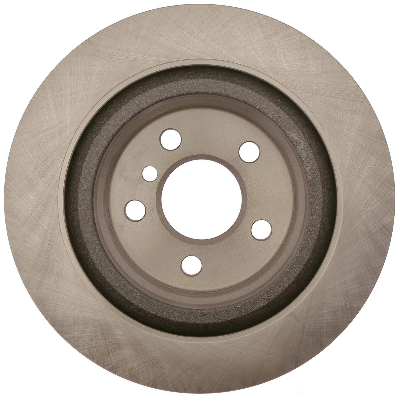 ACDelco 18A82125A Advantage Disc Brake Rotor