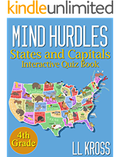 States Capitals In The United States Interactive Quiz Books For Kids Mind Hurdles