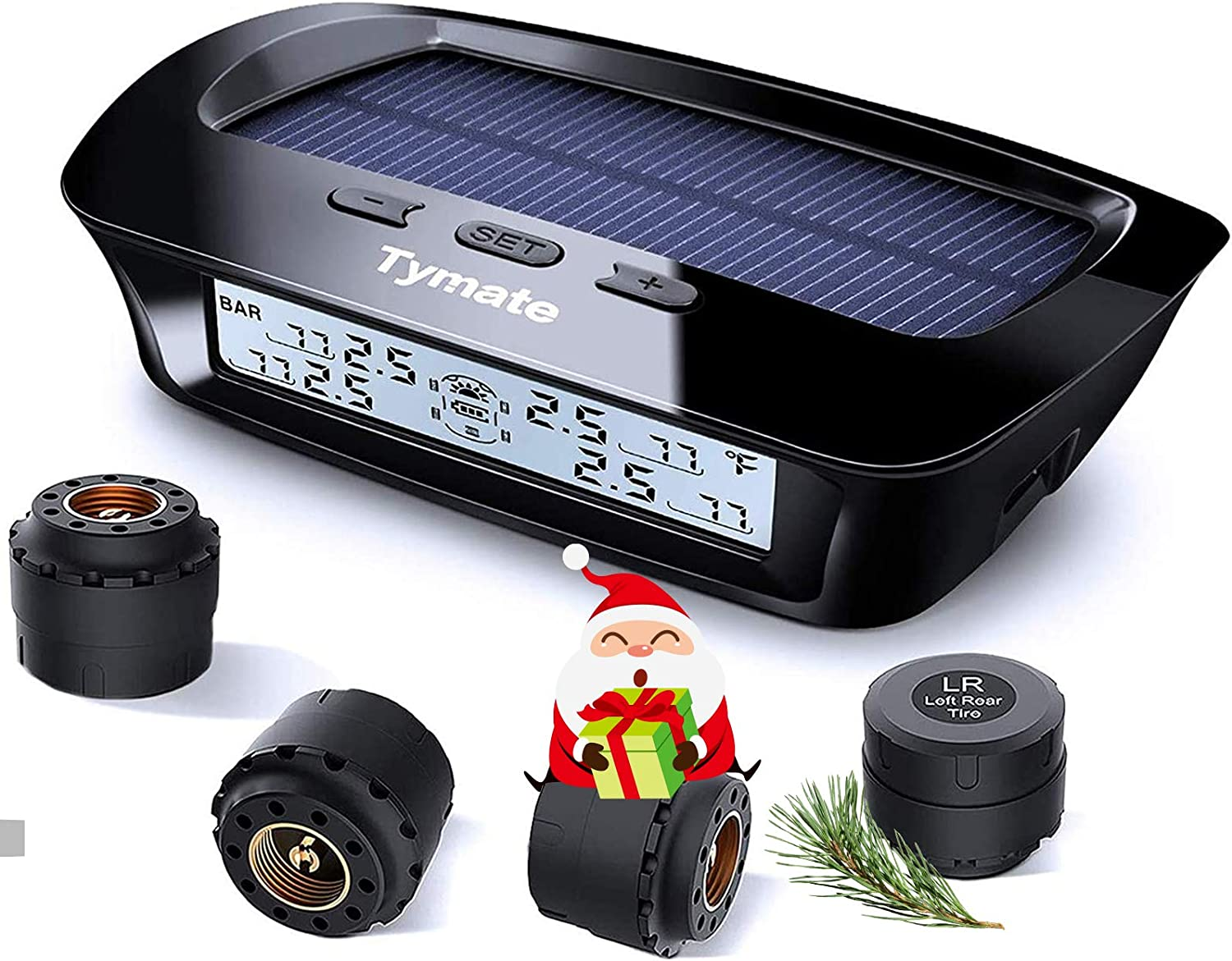 Tymate M12-3 Tire Pressure Monitoring System