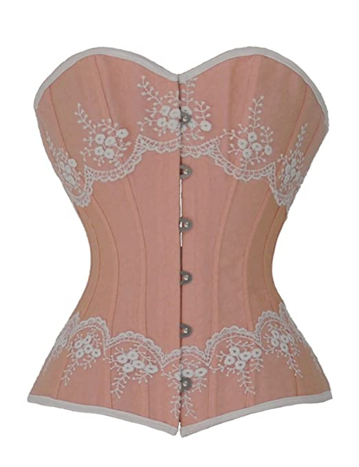 Victorian Corsets – Old Fashioned Corsets & Patterns Ivy Shi Womens Victorian Overbust Corset Top $17.99 AT vintagedancer.com