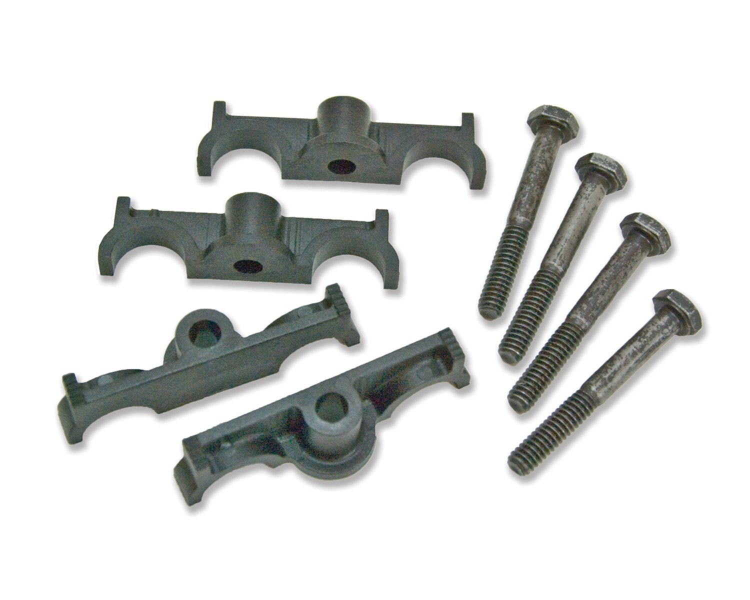 Flex-a-lite 3929 GatorClips Oil Cooler Mounting Clamps - Set of 9