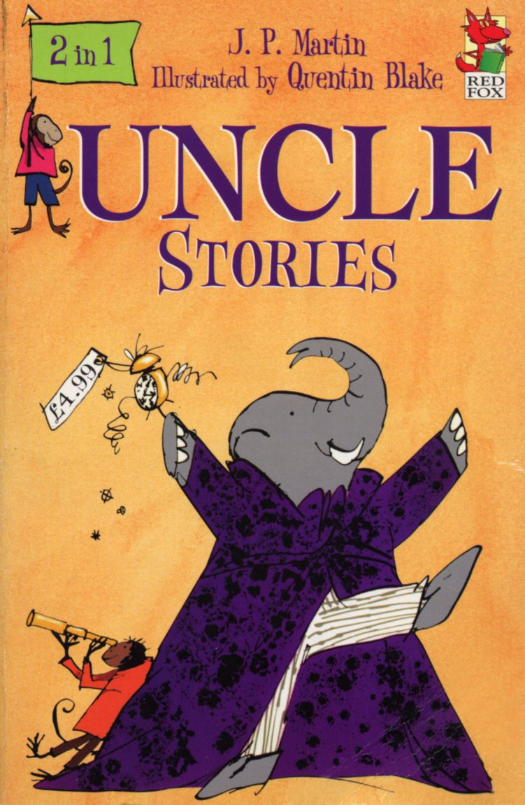 Download Uncle Stories (Red Fox Summer Reading Collections) pdf epub